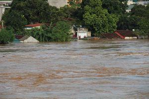 Thanh Hóa: Nhiều địa phương ngập lút nhà, cô lập hoàn toàn do mưa lũ