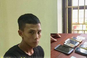 Ninh Bình: Bắt đối tượng chuyên cướp giật của phụ nữ