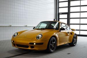 Porsche 911 huyền thoại được phục chế sau 20 năm ngừng sản xuất