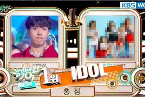 BTS đã có chiến thắng đầu tiên với 'Idol' và người phải ngậm ngùi nhường cúp là…