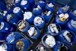 Quy định về tách chứng từ khi chuyển giao chất thải nguy hại