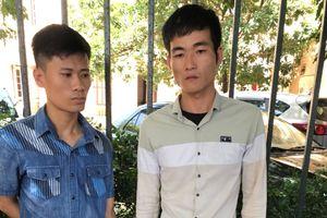 'Tờ mờ sáng' đi ăn trộm, hai thanh niên cũng không thoát được tổ công tác 141