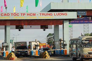 Từ 1-9, ai được quyền thu phí cao tốc TP.HCM-Trung Lương?