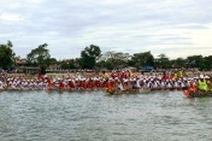 Kiến Giang rộn rã sóng thuyền