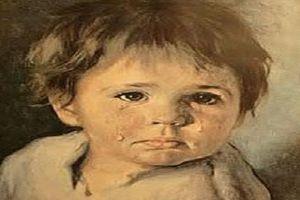 Bí ẩn xuyên thời đại về bức tranh bị đồn 'ma ám'