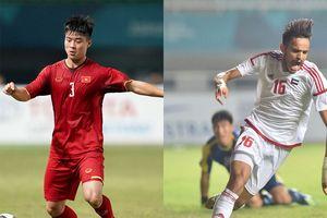 Olympic Việt Nam - Olympic UAE: Những điểm nóng trên sân Pakansari