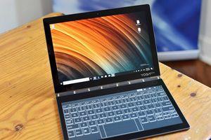 Lenovo tung laptop hai màn hình đầu tiên trên thế giới