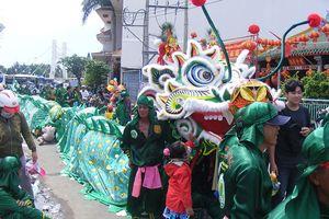 Tưng bừng Lễ hội Nghinh Ông tại Phan Thiết
