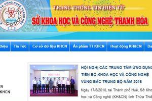 Giám đốc Sở KH-CN Thanh Hóa đột tử khi đi công tác
