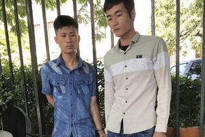 Hà Nội: Bắt 2 đối tượng trộm máy tính xách tay vẫn ung dung 'lượn phố'