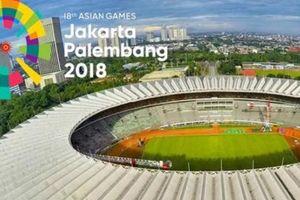 Lịch thi đấu ASIAD 18 ngày 1/9: Sức hút U23 Việt Nam
