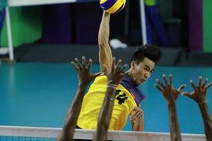 Thua Sri Lanka, bóng chuyền nam Việt Nam xếp hạng 14 tại ASIAD