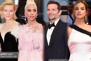 Lady Gaga và Bradley Cooper tình tứ chiếm spotlight, đại náo thảm đỏ LHP Venice 2018 ngày 3