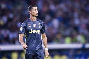 Ronaldo tịt ngòi trận thứ ba liên tiếp: Gay go thật rồi đấy CR7
