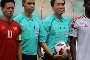 CĐV Hàn Quốc gọi trọng tài bắt trận Việt Nam vs UAE là 'nỗi xấu hổ'