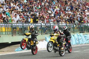 Bạc Liêu và Đồng Tháp giành hạng Nhất Giải đua xe mô tô tranh Cúp Vô địch quốc gia năm 2018