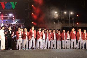 'Tự hào Việt Nam!' tôn vinh những VĐV xuất sắc của Thể thao Việt Nam