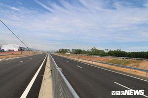 Cao tốc hơn 34 nghìn tỷ đồng ở miền Trung chính thức thông xe toàn tuyến