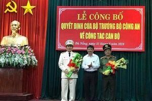 Bộ Công an bổ nhiệm một loạt tướng lĩnh cấp cao