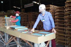 Lo gỗ Trung Quốc giả xuất xứ Việt Nam