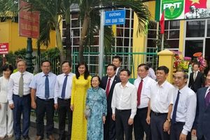 TP.HCM đặt tên đường mang tên thầy thuốc Dương Quang Trung