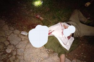 Phát hiện thi thể đầy máu ven đường, nghi giết người cướp tài sản