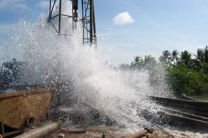 Cứu vãn sự hồi sinh của nguồn nước ngầm Hà Nội