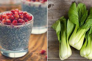 Nhiều loại thực phẩm giàu canxi có thể bạn chưa biết