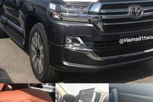 Cặp đôi Toyota Land Cruiser và Lexus LX 570 Black Edition S 2019 cập cảng Trung Đông ?