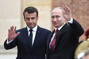 Tổng thống Pháp: Ước muốn của ông Putin là phá hủy Liên minh châu Âu