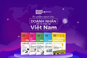 HBR cho doanh nhân ra mắt lần đầu tại Việt Nam