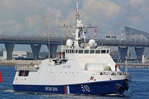 Chiến hạm Nga lại gặp rắc rối vì động cơ Trung Quốc
