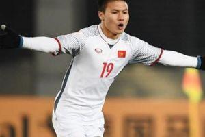 AFC dự đoán bất ngờ về Quang Hải tại Asian Cup 2019