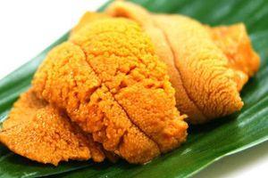 Cận cảnh trứng nhum biển siêu đắt đại gia Việt săn lùng