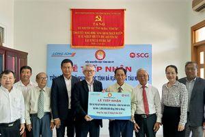 SCG tặng 1 tỷ đồng học bổng cho Hội khuyến học Bà Rịa Vũng Tàu