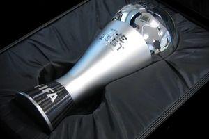 FIFA công bố 3 ứng viên cho danh hiệu Cầu thủ xuất sắc nhất năm