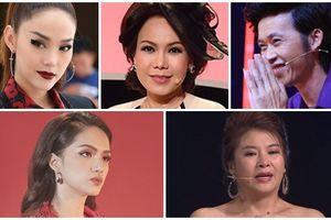 Showbiz Việt đâu chỉ có Hương Giang Idol làm giám khảo tay ngang: Khối người được khen hết lời nhưng cũng lắm kẻ bị chê thê thảm