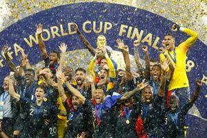 Nhà vô địch Pháp công bố danh sách 'đại chiến' Đức và Hà Lan