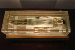 Xác ướp được bảo quản tốt nhất thế giới 2.000 năm tuổi