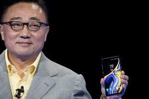 Samsung sắp tung smartphone có thể gập được