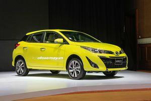 Toyota Yaris – Honda Jazz: cuộc chiến mới trong phân khúc hatchback hạng B