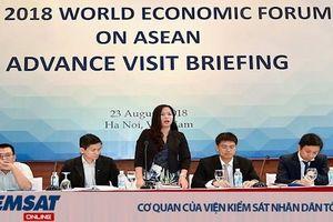 WEF ASEAN 2018 - Sự kiện đối ngoại đa phương lớn nhất Việt Nam năm 2018