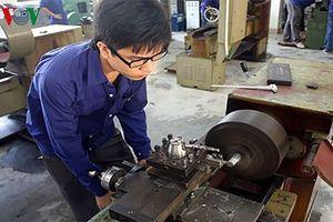 Cơ khí Việt Nam yếu vì thường làm 'trọn gói'