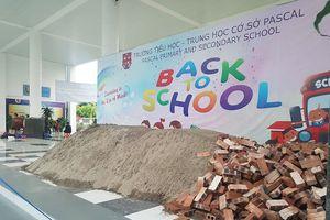 Quận Bắc Từ Liêm triển khai các giải pháp ổn định tình hình tại Trường Tiểu học-THCS Pascal