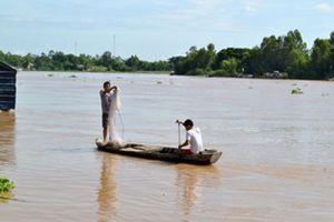 Đỉnh lũ sông Cửu Long có khả năng xuất hiện cuối tháng 9, đầu tháng 10
