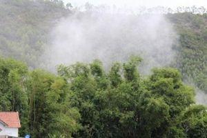 Bình Định: Doanh nghiệp khoét núi kiếm lời, dân lãnh đủ ô nhiễm