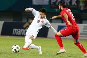 AFC gọi Quang Hải là 'cậu bé vàng'