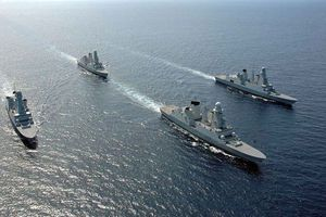 Bất ngờ sức mạnh lực lượng hải quân đứng đầu châu Âu