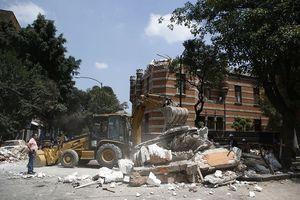 Dự đoán dư chấn động đất bằng trí tuệ nhân tạo