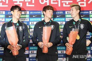 Bất ngờ trước số tiền thưởng của Olympic Hàn Quốc